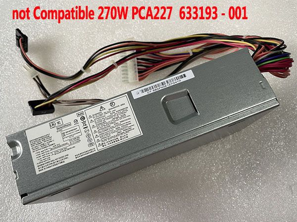 PC Power Supply 633195-001