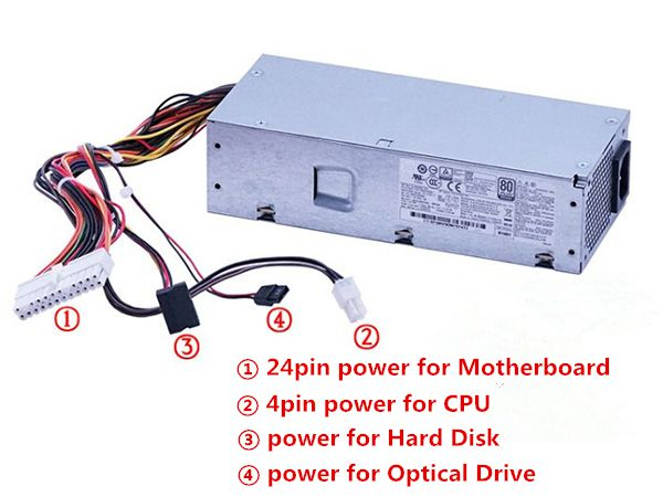 PC Power Supply 848050-001