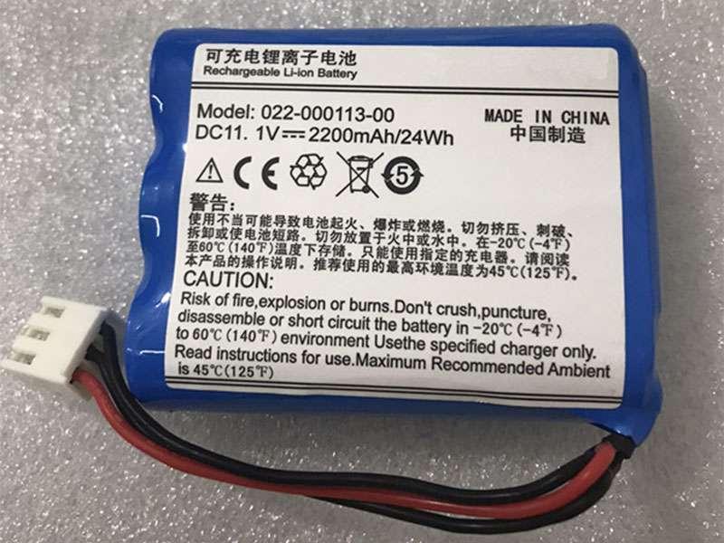 Battery 022-000113-00