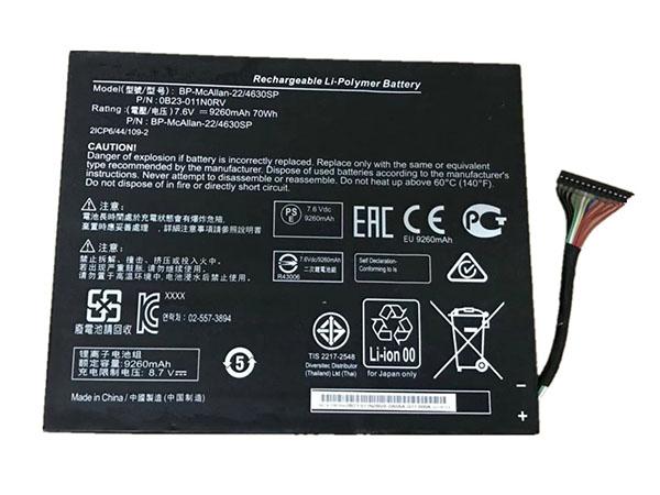Battery 0B23-011N0RV