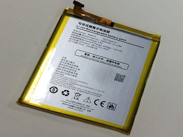 Battery X1