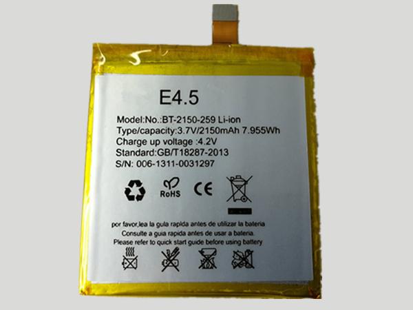 Battery E4.5