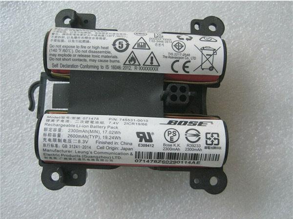 Battery 071478
