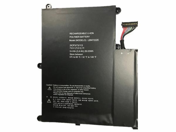 Battery LBN722ZE