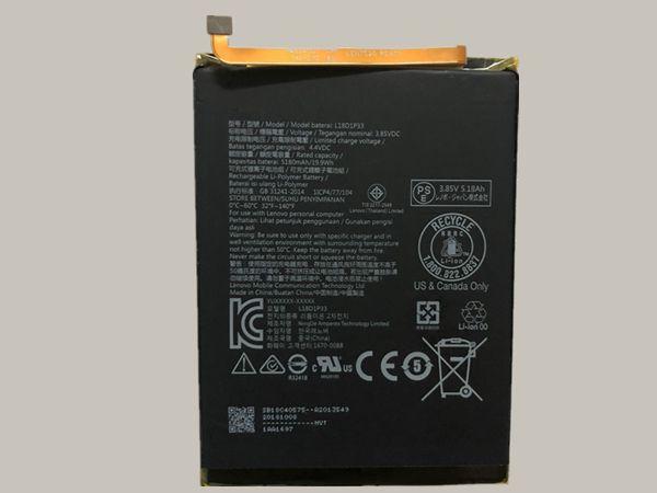 Battery l18d1p33
