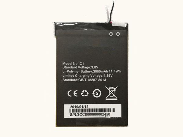 Battery c1