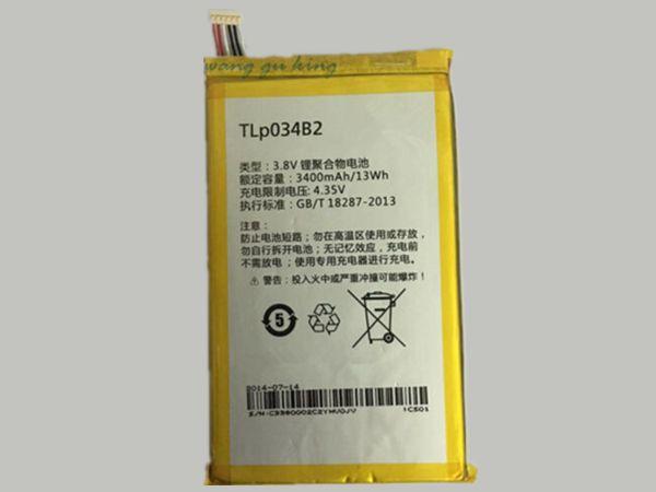Battery tlp034b2