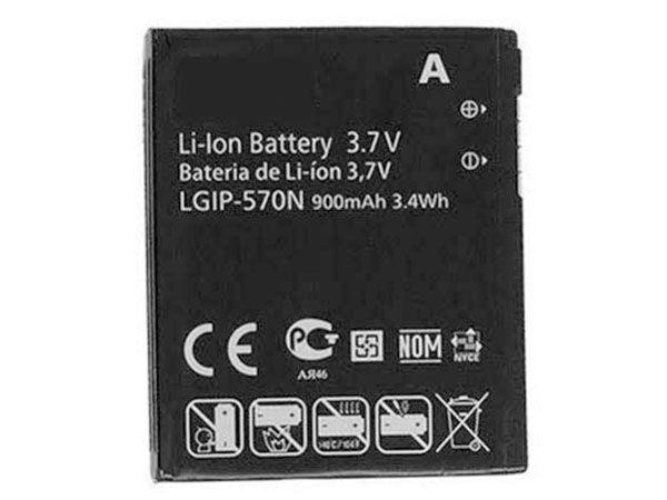 Battery lgip-570n