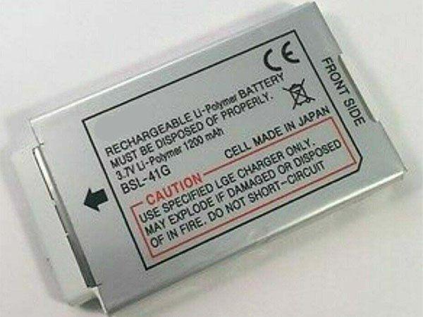 Battery bsl-41g