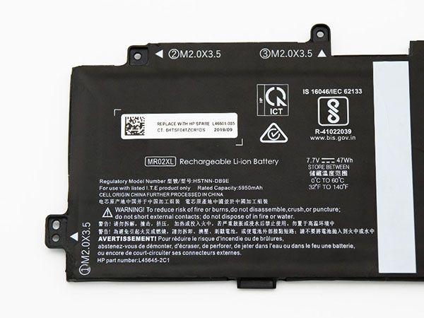 HP MR02XL HSTNN-DB9E