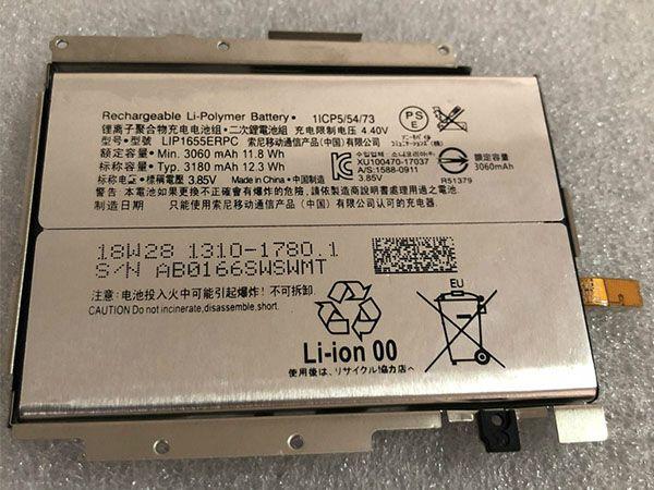 Battery LIP1655ERPC