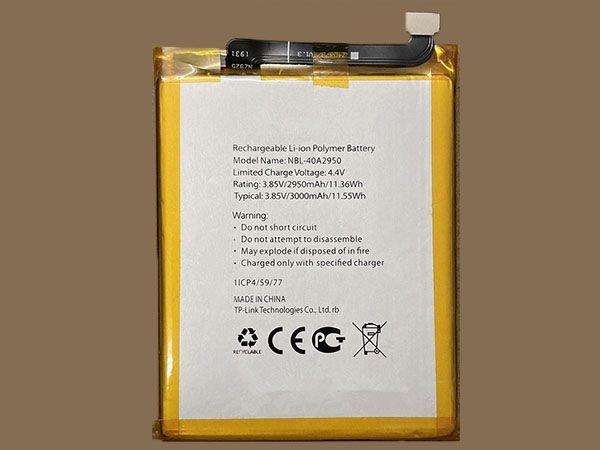 Battery NBL-40A2950