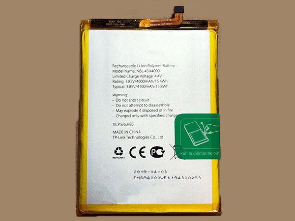 Battery NBL-43A4000