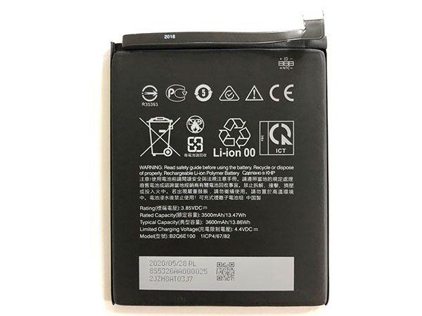 Battery B2Q6E100