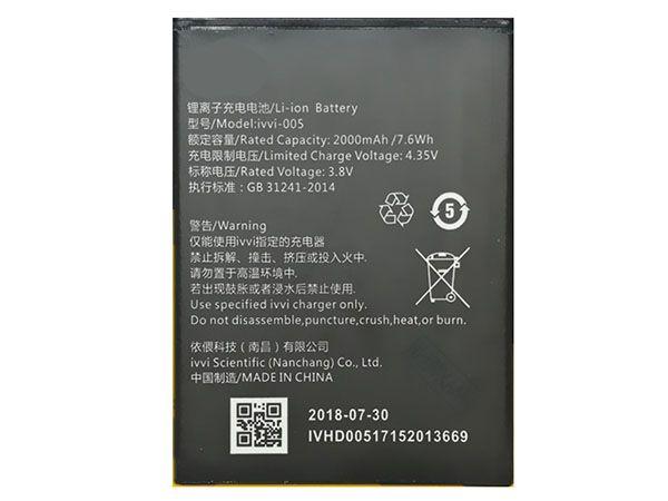 Battery ivvi-005