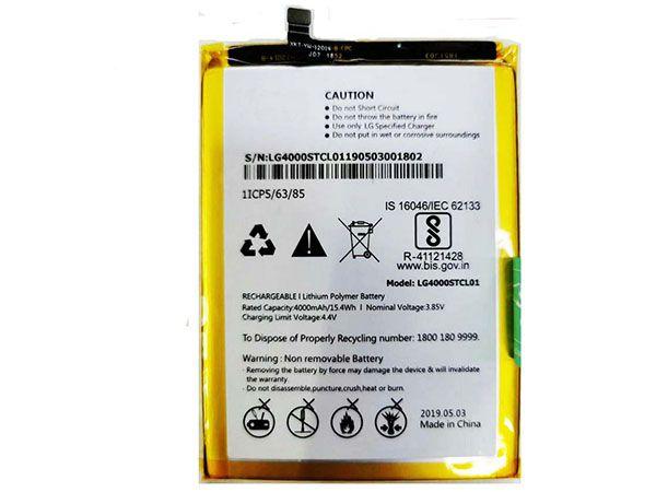 Battery LG4000STCL01