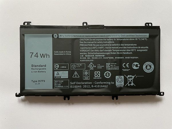 Battery 357F9