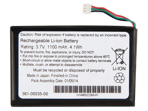 Battery 361-00035-00