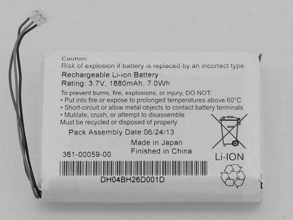 Battery 361-00059-00