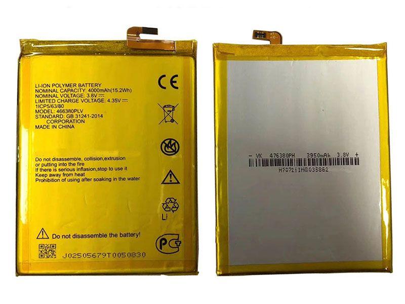 Battery 466380PLV