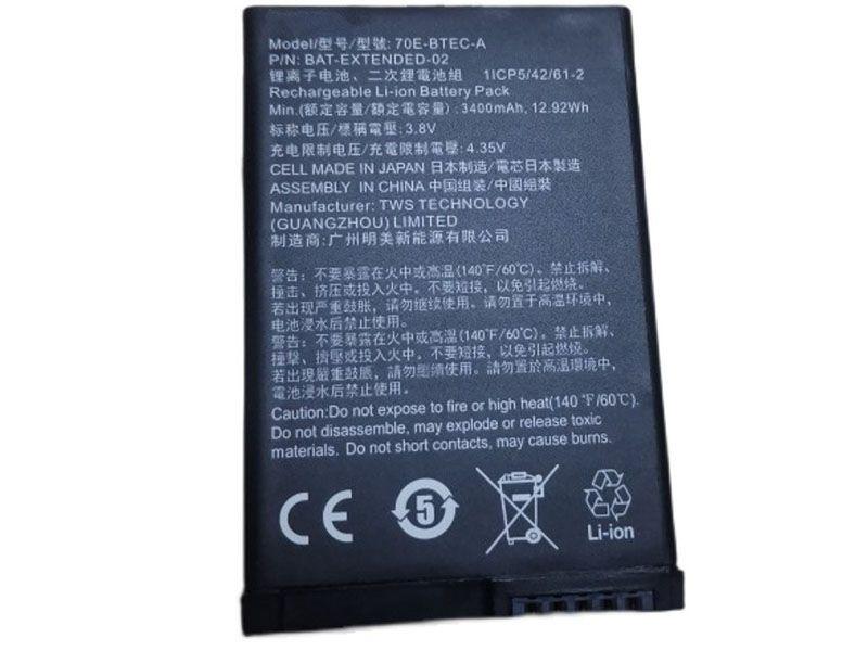 Battery 70E-BTEC-A