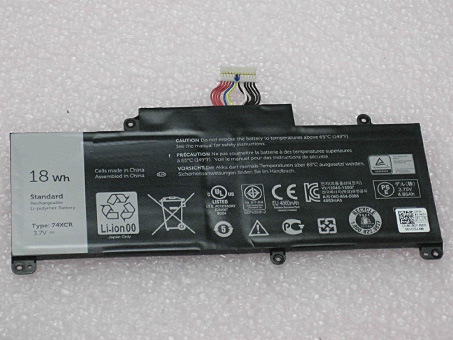 Battery 74XCR