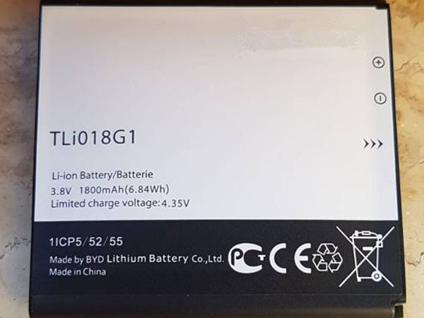 Battery TLI018G1