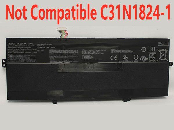 Battery C31N1824