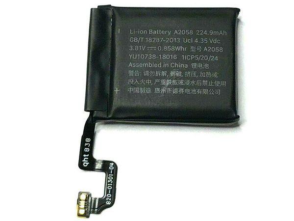 Battery A2058