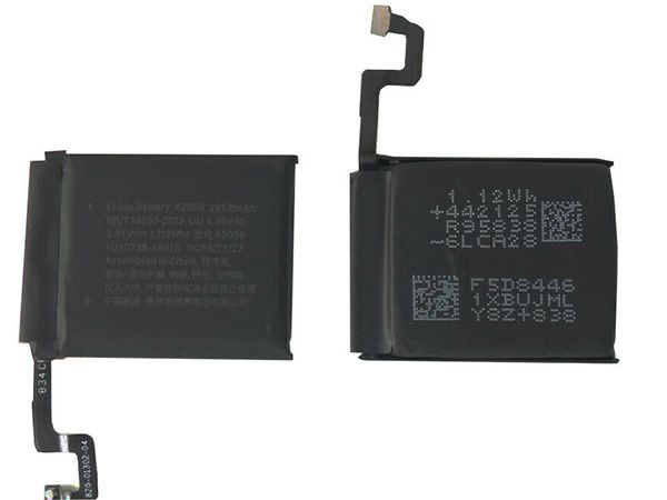Battery A2059