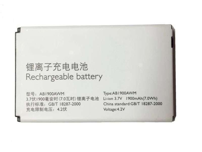 Battery AB1900AWM