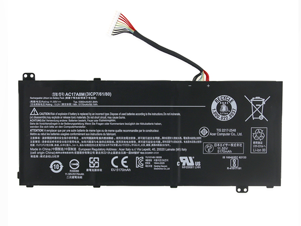Battery AC17A8M