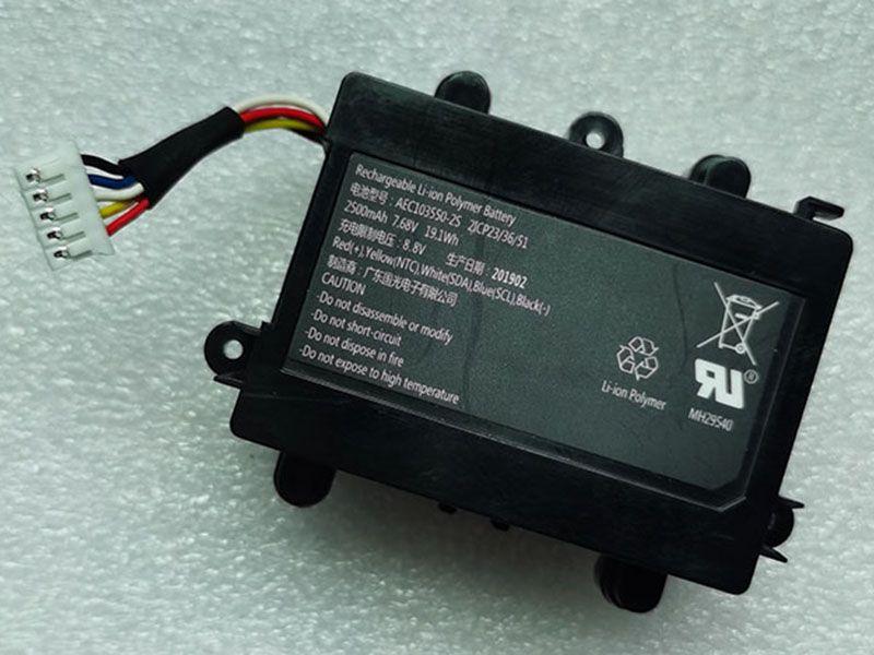 Battery AEC103550-2S