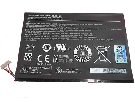 Battery AP12D8K