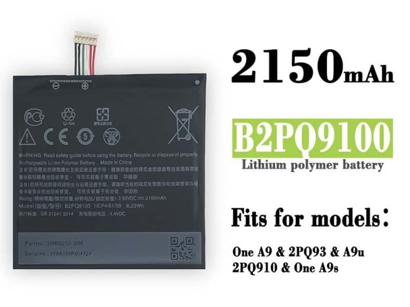 Battery B2PQ9100