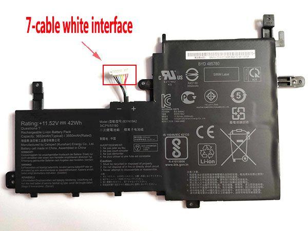 Battery B31N1842