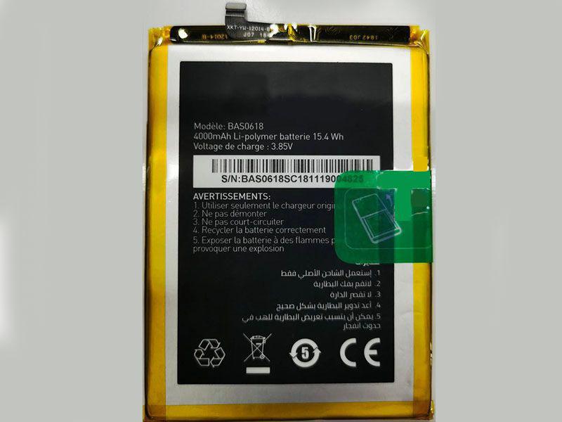 Battery BAS0618