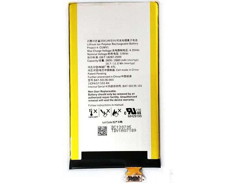 Battery BAT-50136-003