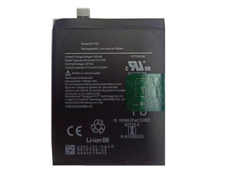 Battery BLP785
