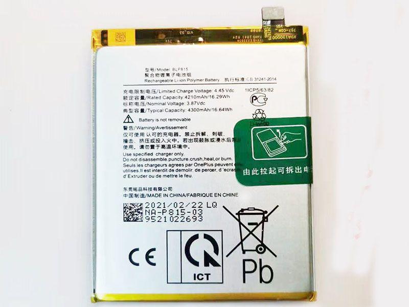 Battery BLP815