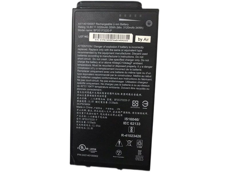 Battery BP3S1P3220-P