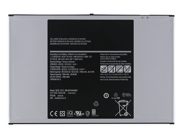 Battery EB-BT545ABY