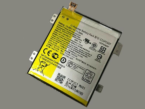 Battery C11P1507