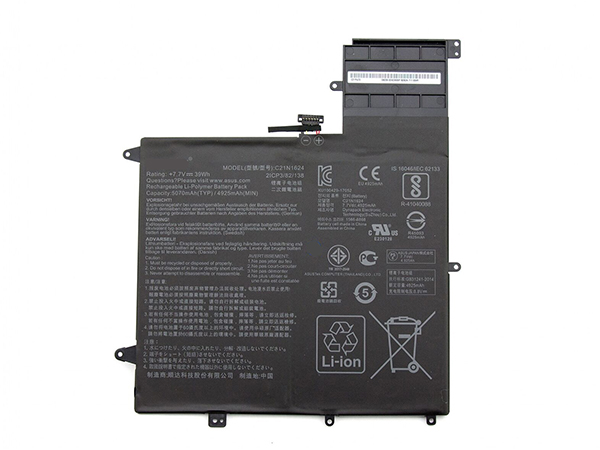 Battery C21N1624