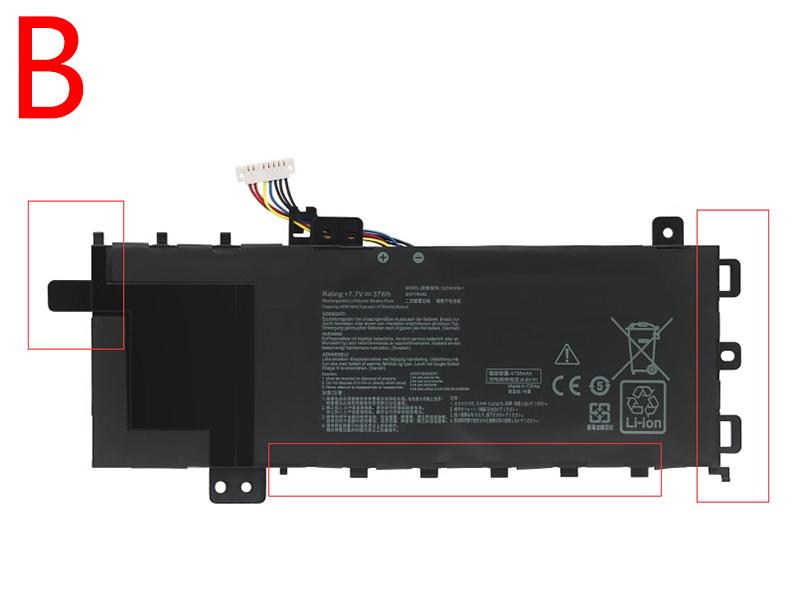 Battery C21N1818-1