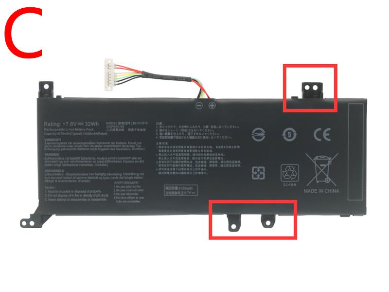 Battery C21N1818