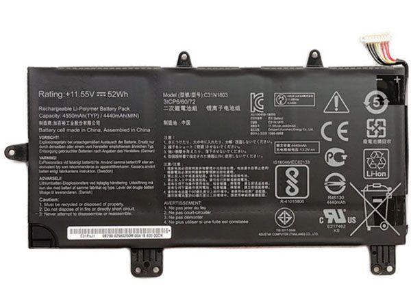 Battery C31N1803