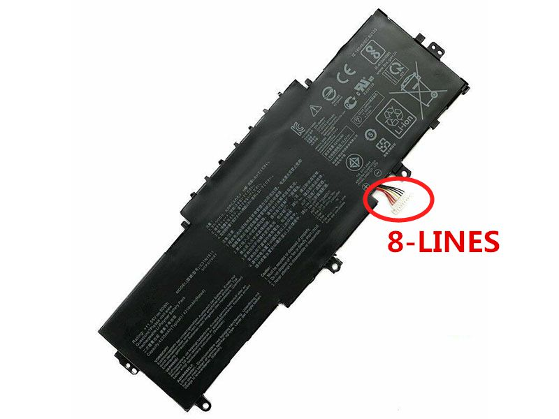 Battery C31N1811
