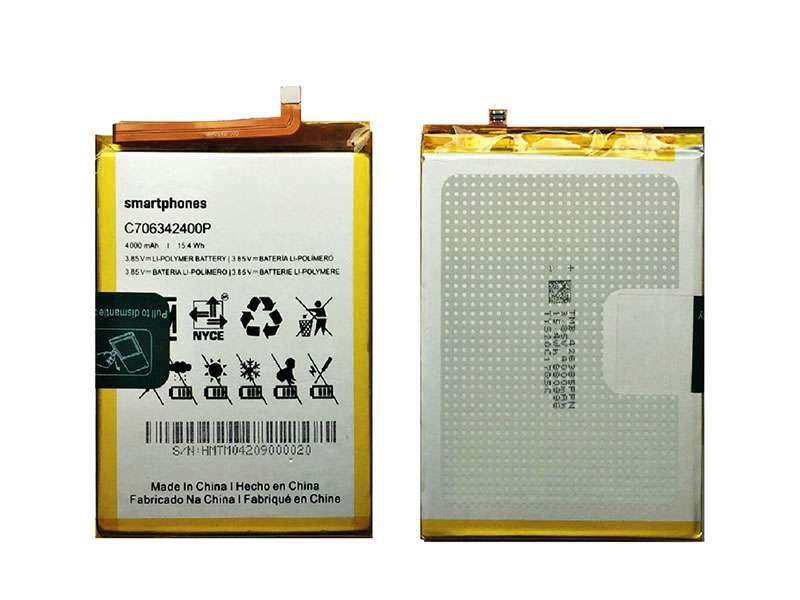 Battery C706342400P