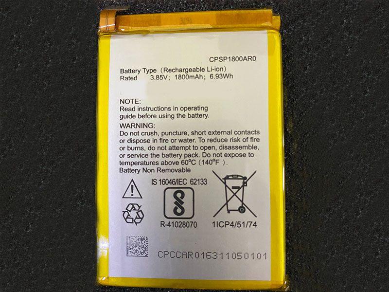 Battery CPSP1800AR0